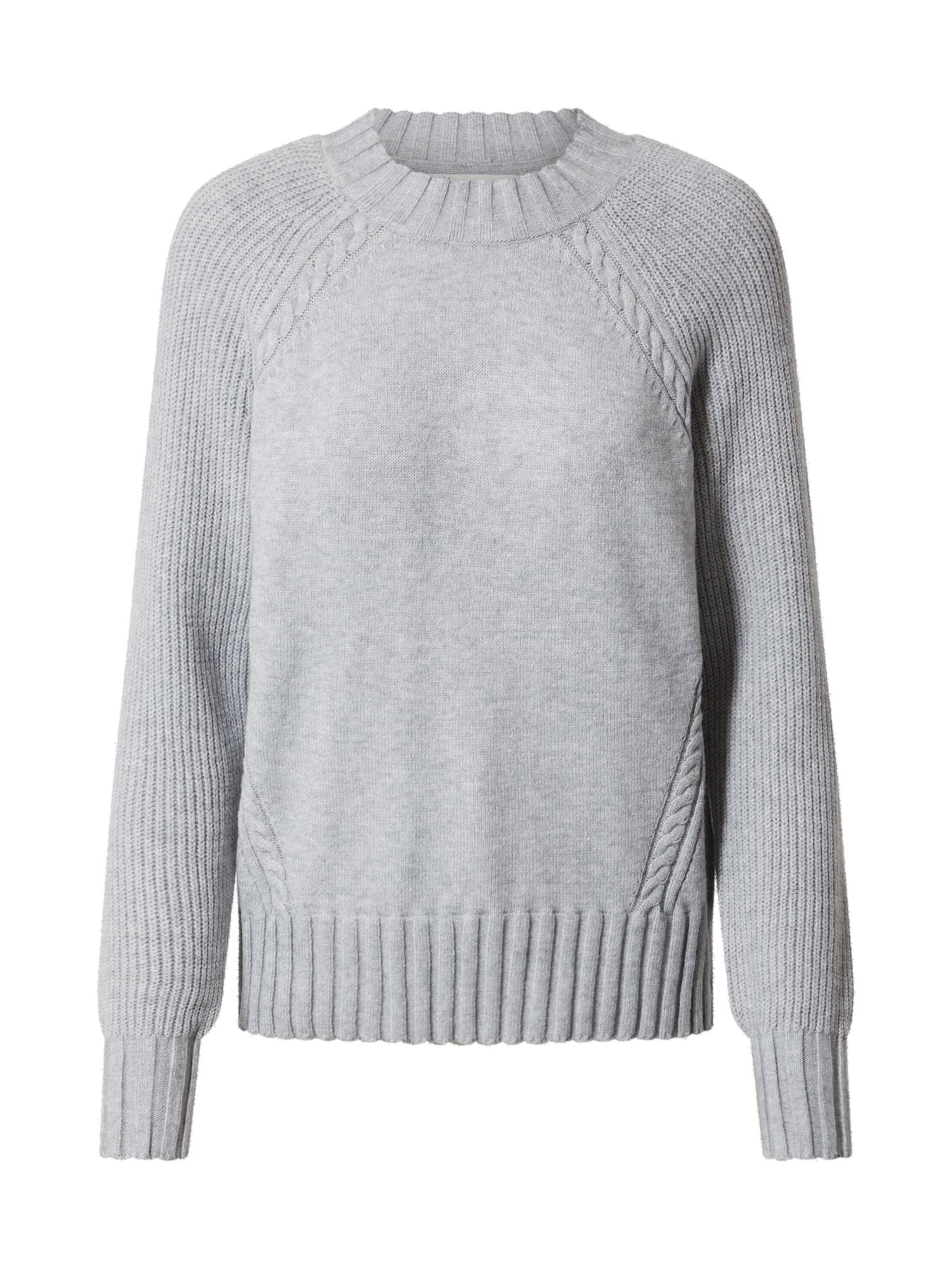 ONLY Megztinis 'Sandy' šviesiai pilka