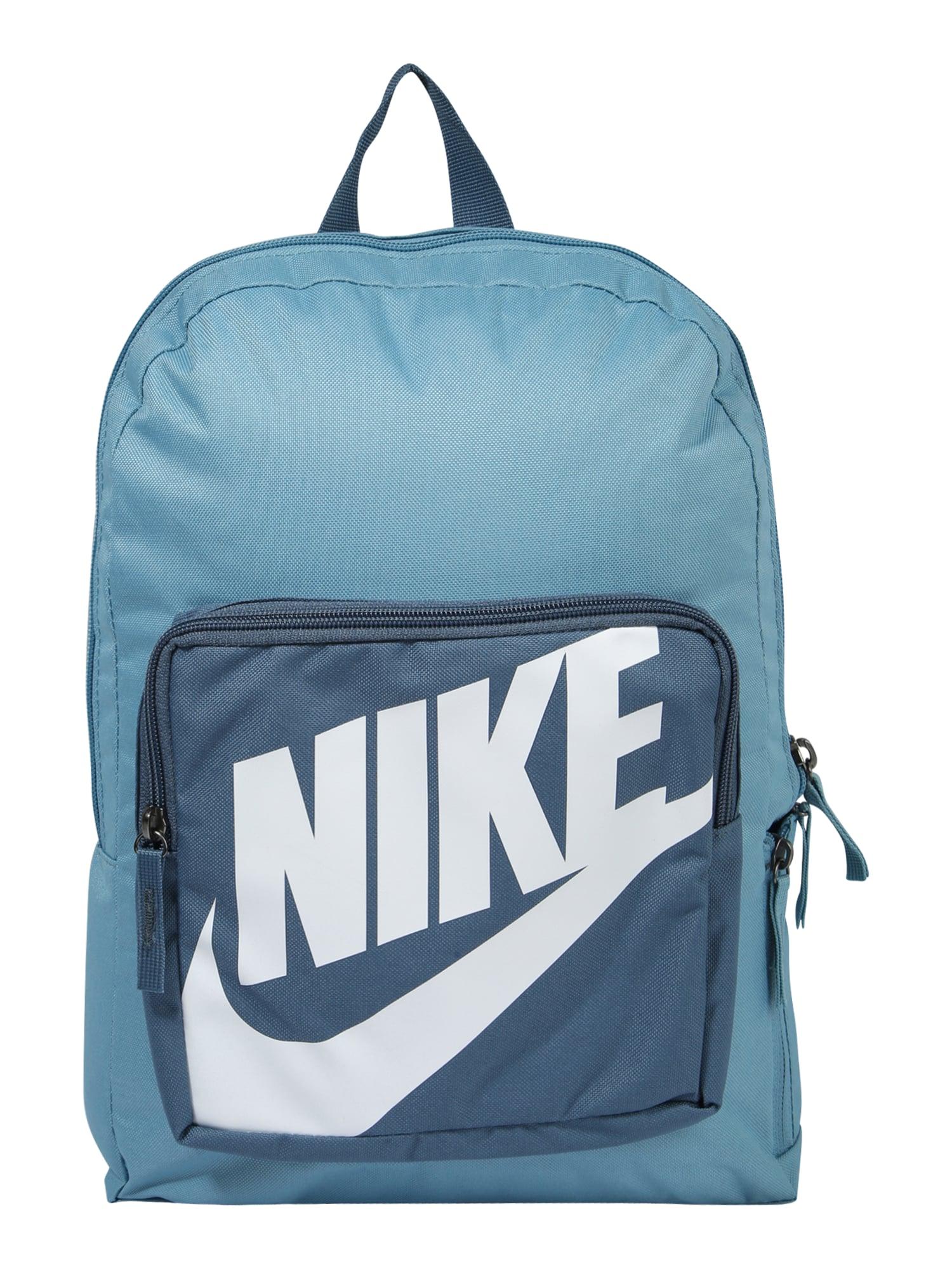 Nike Sportswear Kuprinė 'Nike Classic' turkio spalva / tamsiai mėlyna