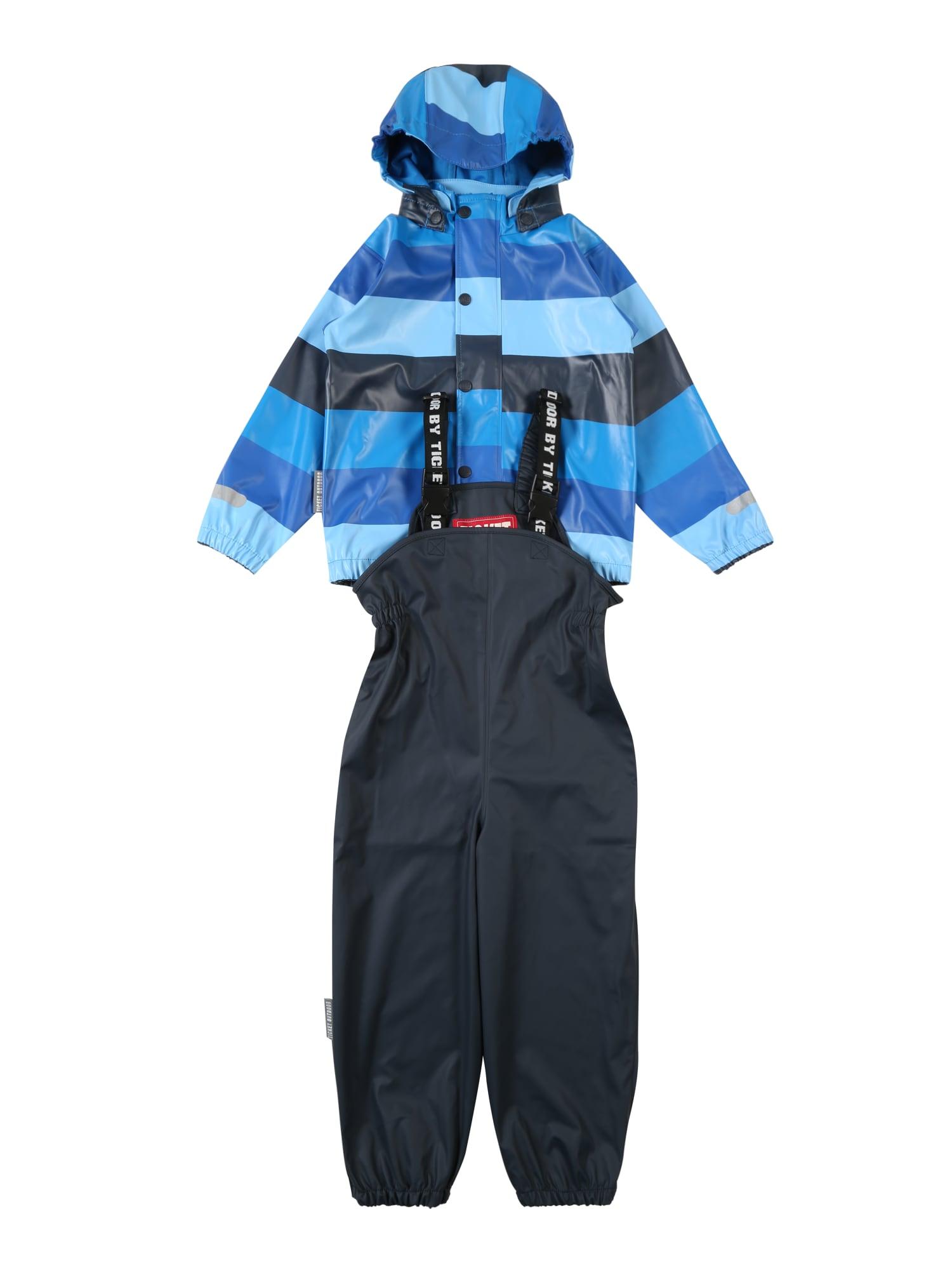 Funkční oblek modrá světlemodrá tmavě modrá TICKET TO HEAVEN