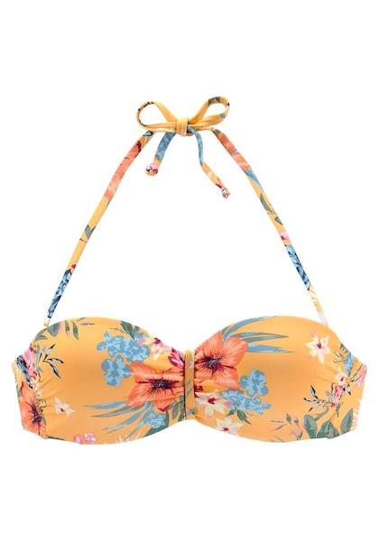 Bademode - Bikini Top 'Maui' › Bench › gelb  - Onlineshop ABOUT YOU