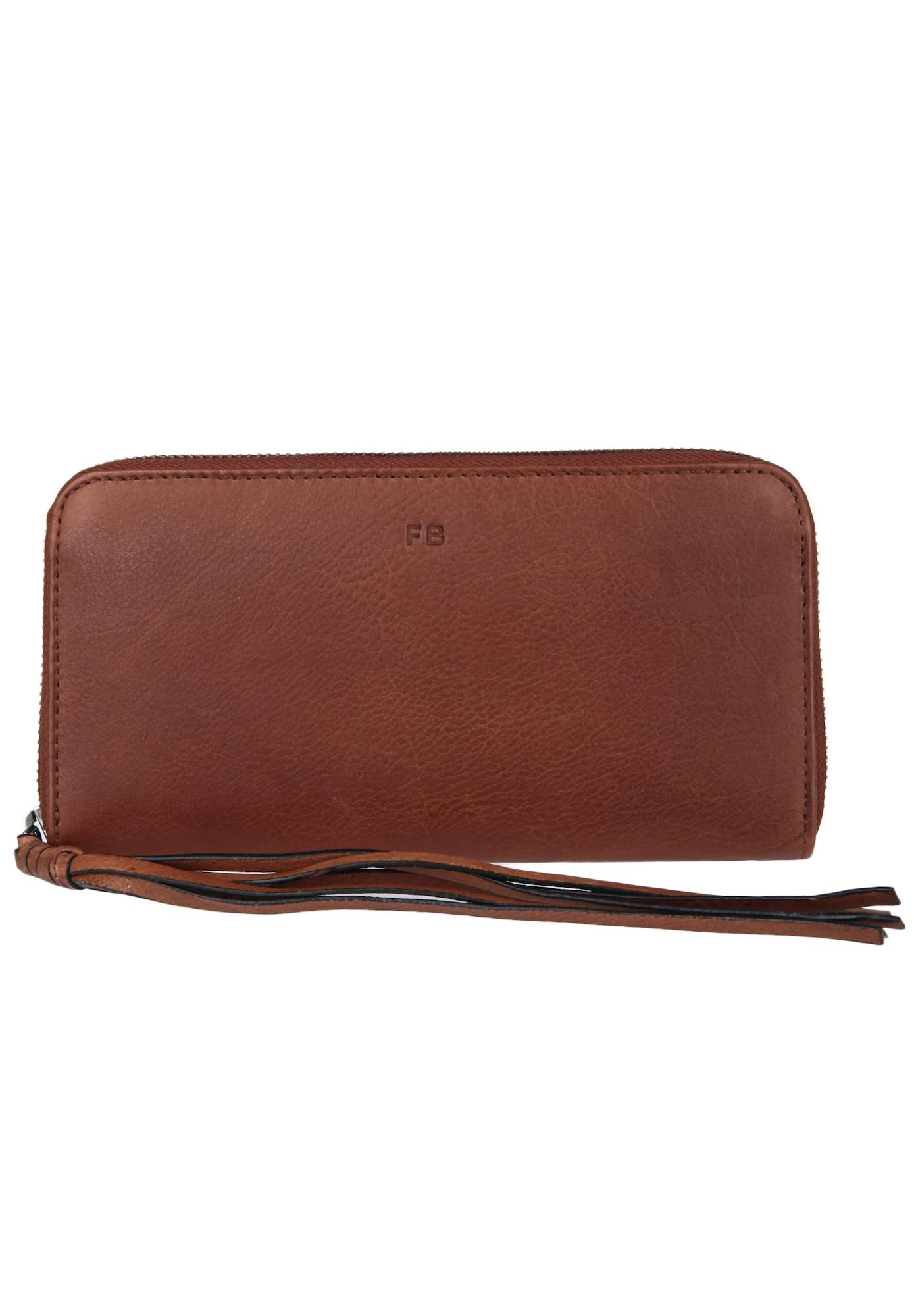 Portemonnaie 'ZOOM ZIP WALLET' | Accessoires > Portemonnaies > Sonstige Portemonnaies | FREDsBRUDER