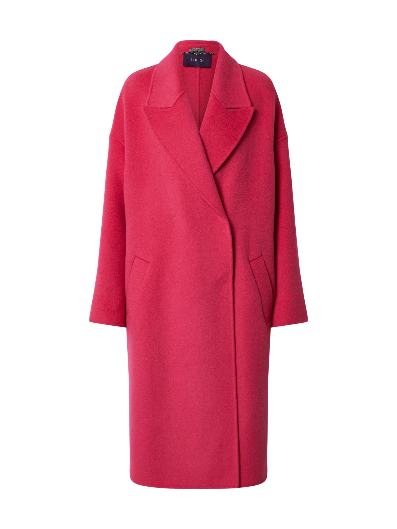 LAUREL Rudeninis-žieminis paltas rožinė