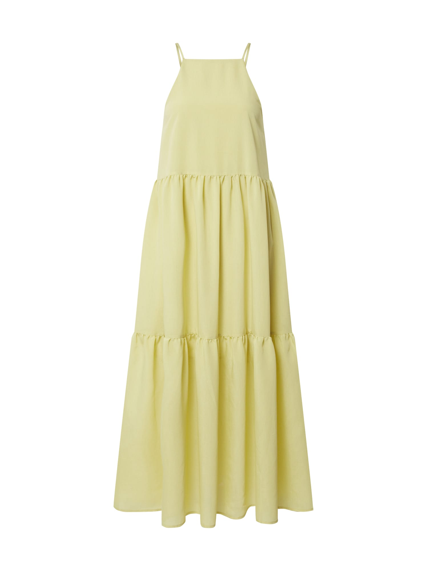 EDITED Suknelė 'Inka' žalia