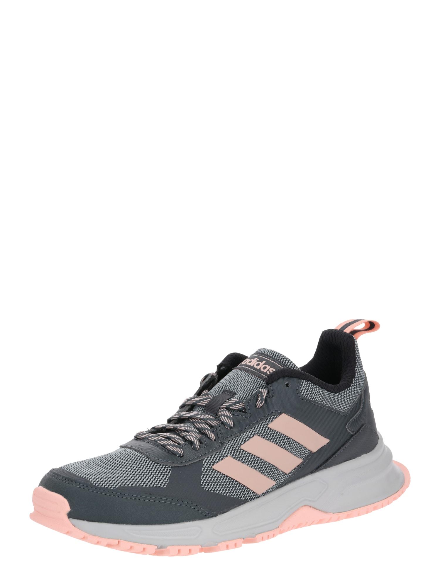 ADIDAS PERFORMANCE Sportiniai batai 'ROCKADIA TRAIL 3.0' rožių spalva / pilka
