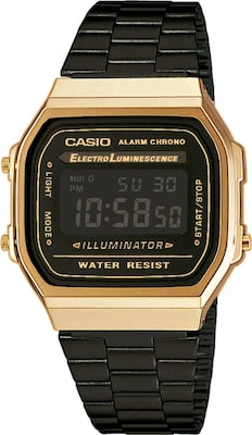 CASIO Collection Chronograph »A168WEGB-1BEF«