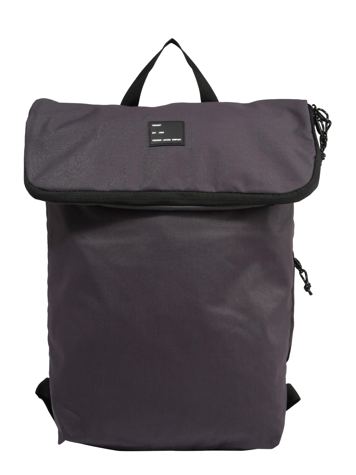Forvert Nešiojamojo kompiuterio krepšys 'Drew' tamsiai pilka
