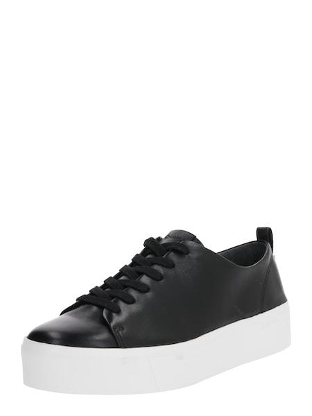 Sneakers für Frauen - Sneaker 'JANET' › Calvin Klein › schwarz weiß  - Onlineshop ABOUT YOU