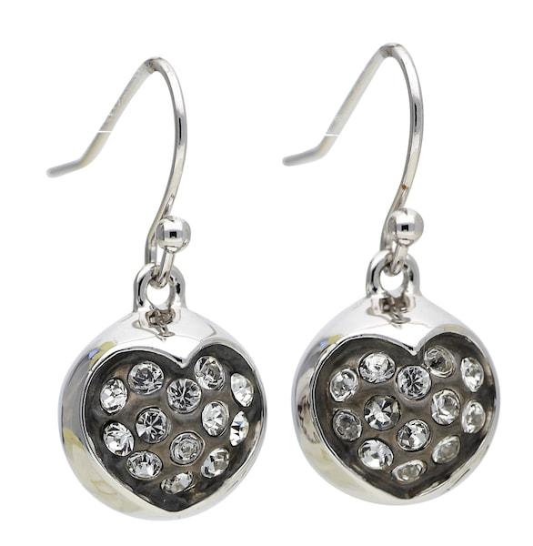 Ohrringe für Frauen - GUESS Ohrringe 'UBE71214' silber  - Onlineshop ABOUT YOU