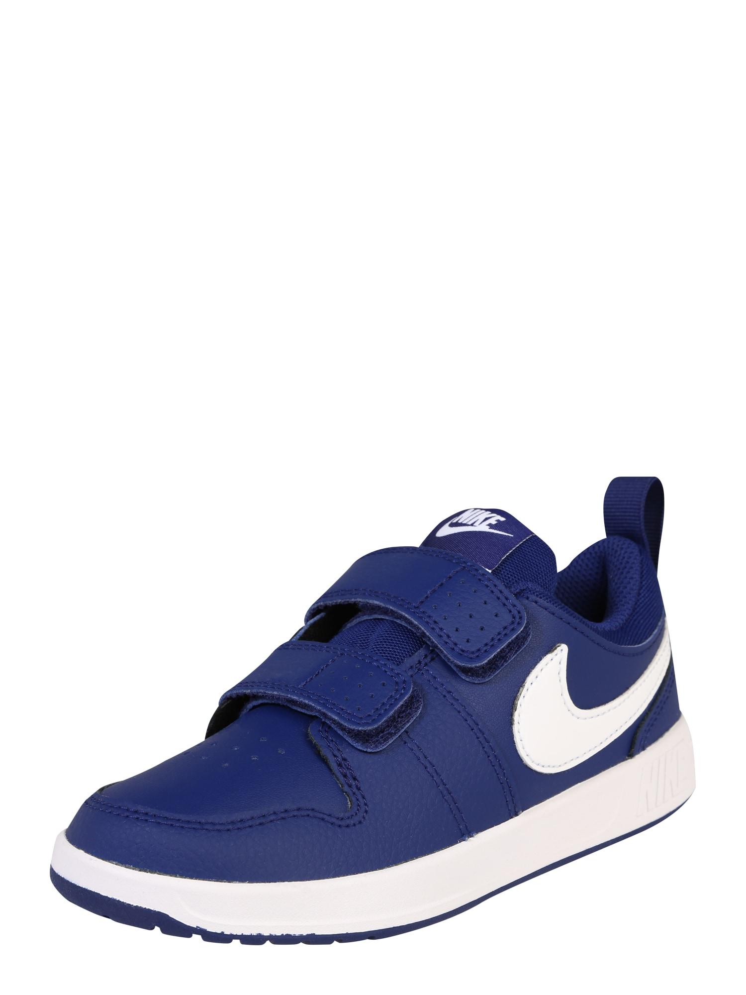 Nike Sportswear Tenisky 'Pico 5'  modrá / biela