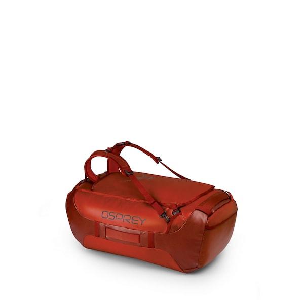 Reisegepaeck für Frauen - Osprey Reisetasche 'Transporter 95' rostrot  - Onlineshop ABOUT YOU