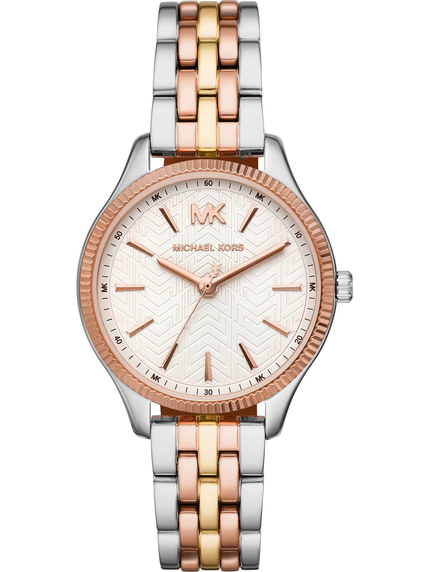 Michael Kors Analoginis (įprasto dizaino) laikrodis sidabrinė