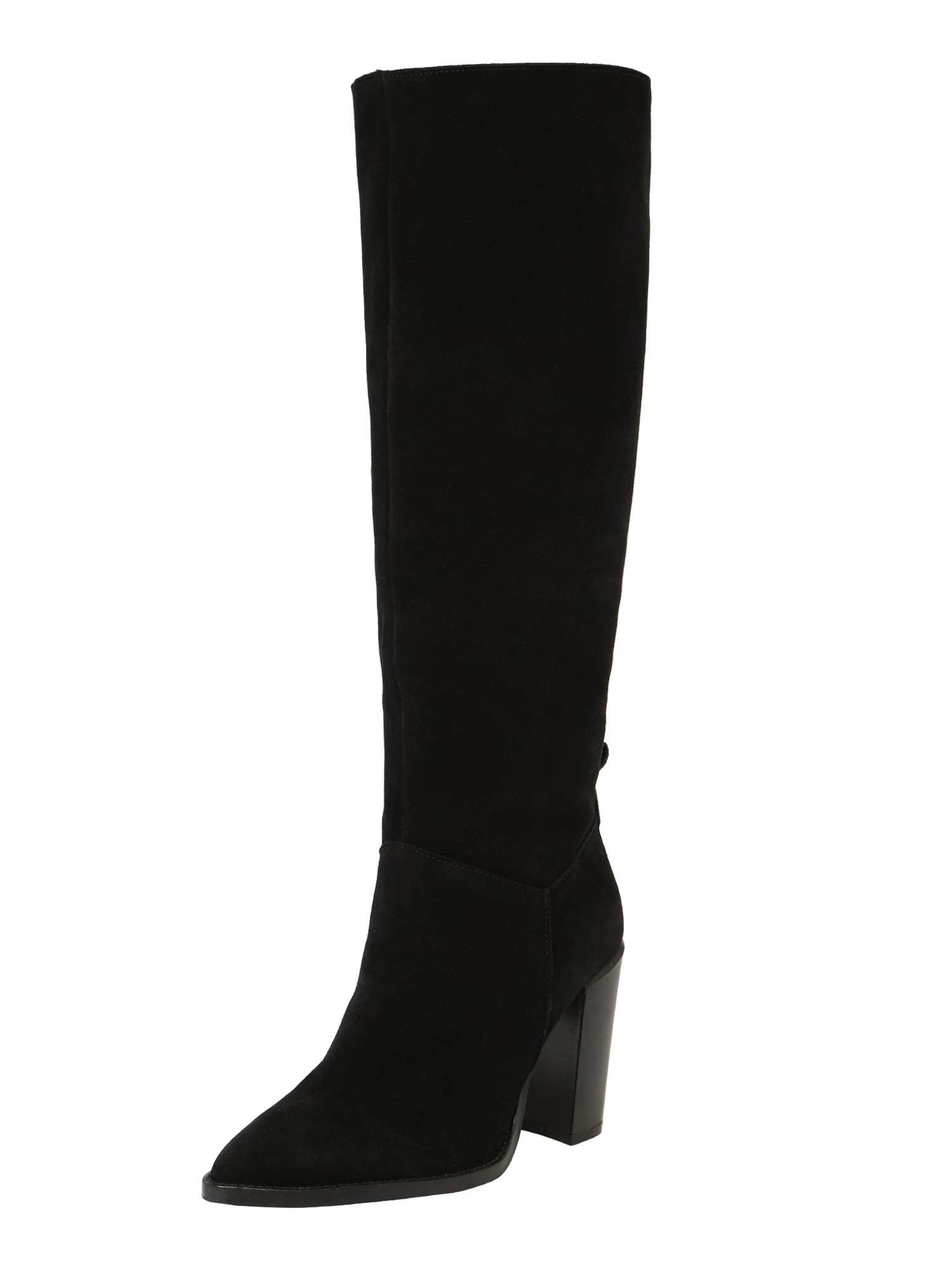 ABOUT YOU Auliniai batai su kulniuku 'Soraya' juoda