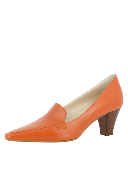 Pumps für Frauen - EVITA Pumps 'PATRIZIA' dunkelorange  - Onlineshop ABOUT YOU