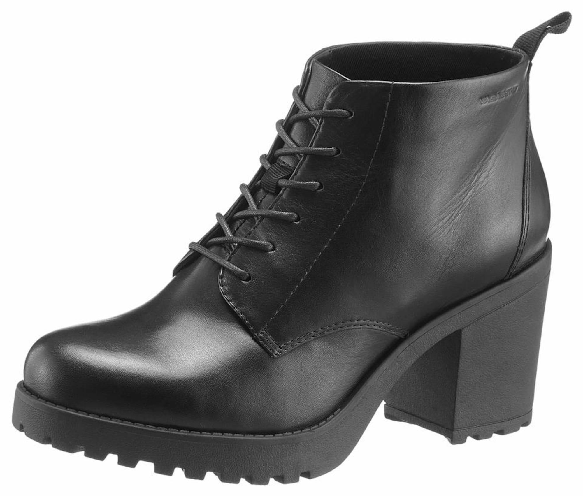VAGABOND SHOEMAKERS Suvarstomieji kulkšnis dengiantys batai juoda