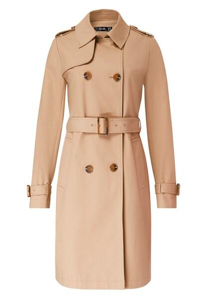 Jacken für Frauen - HALLHUBER Trenchcoat beige  - Onlineshop ABOUT YOU