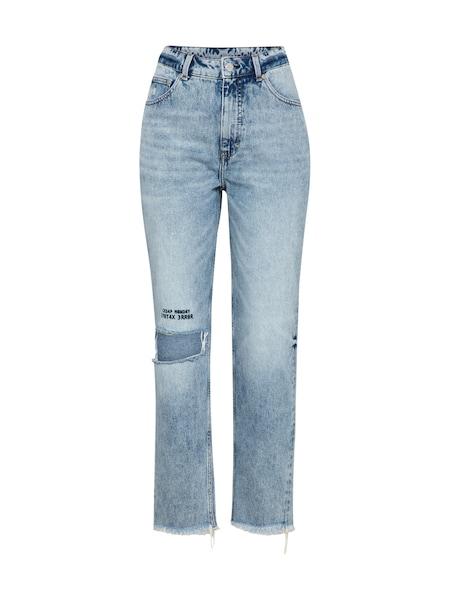 Hosen - Mom Jeans 'Donna' › Cheap Monday › blue denim  - Onlineshop ABOUT YOU