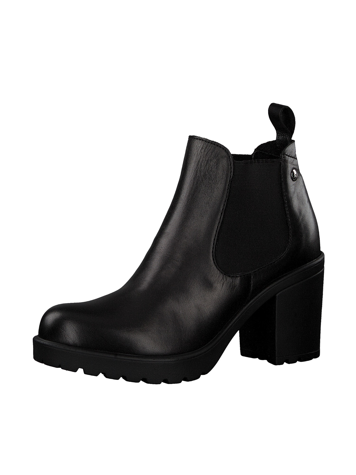 s.Oliver Chelsea batai juoda