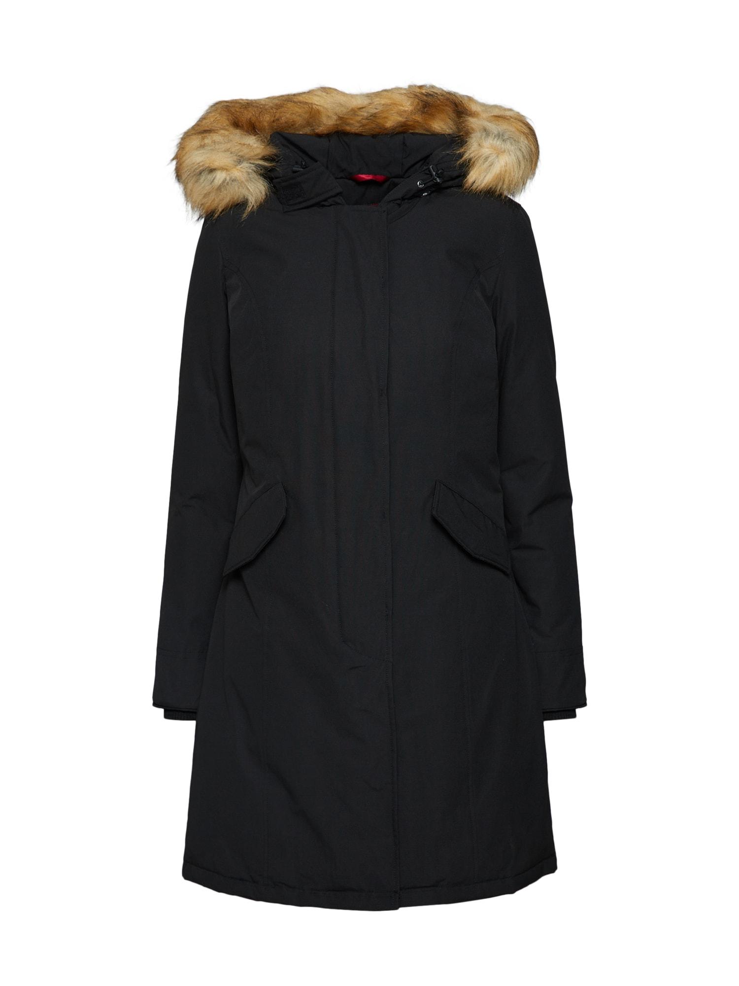 Canadian Classics Žieminė striukė juoda