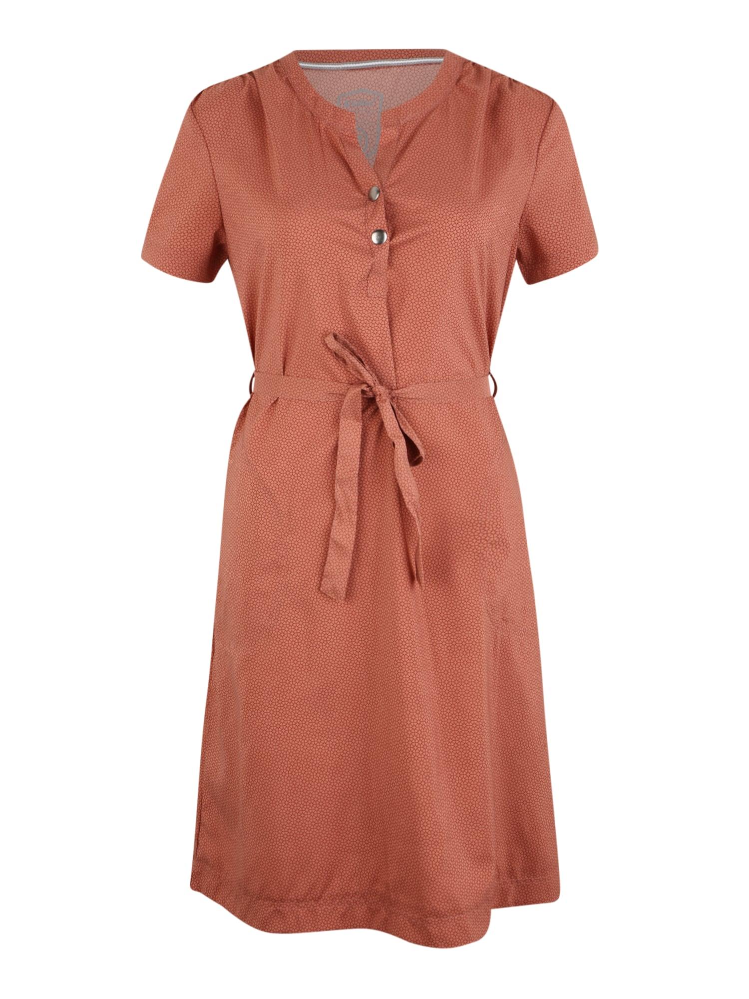 KILLTEC Sportinė suknelė 'Ebba' rožinė