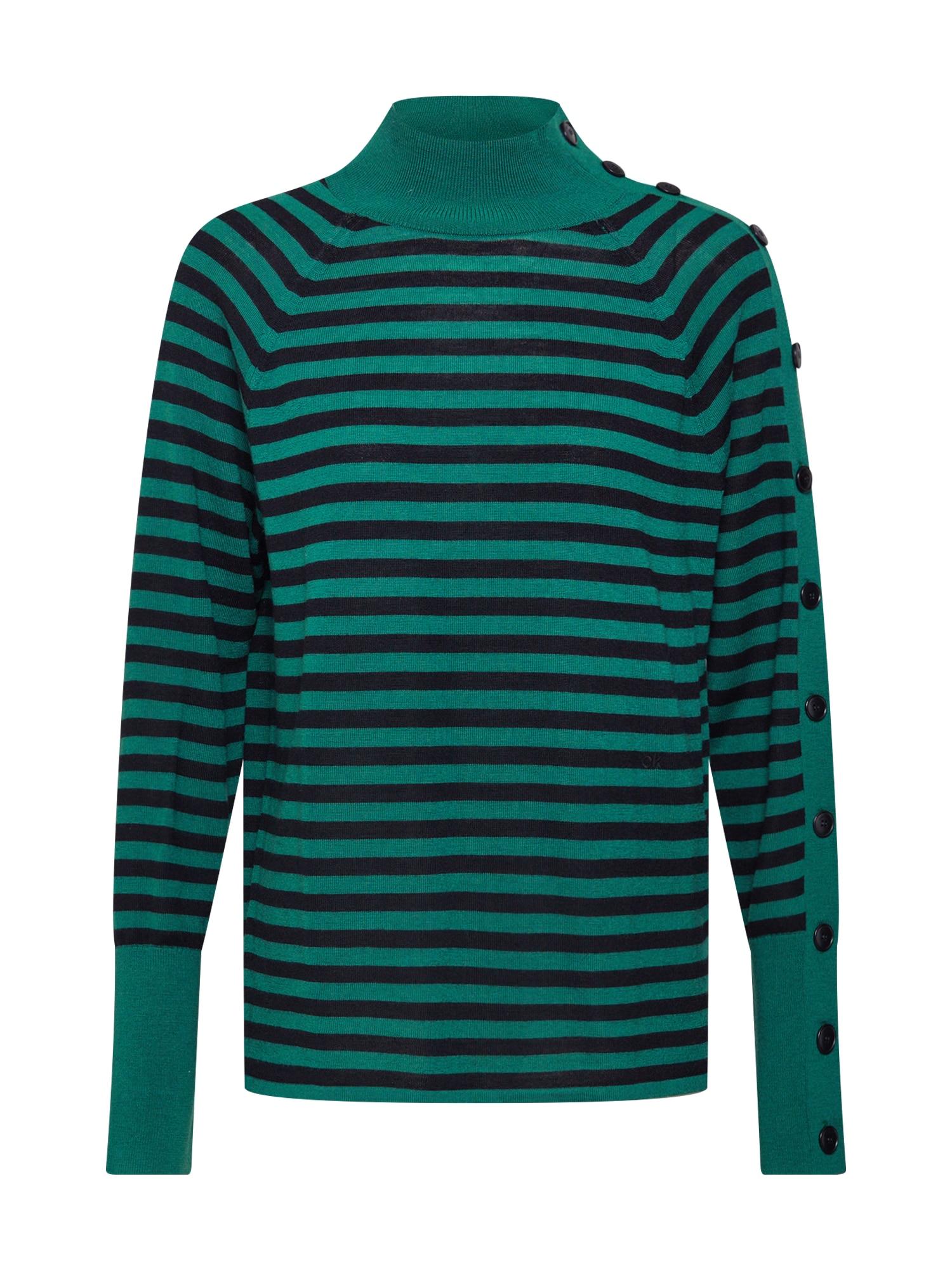 Calvin Klein Megztinis žalia
