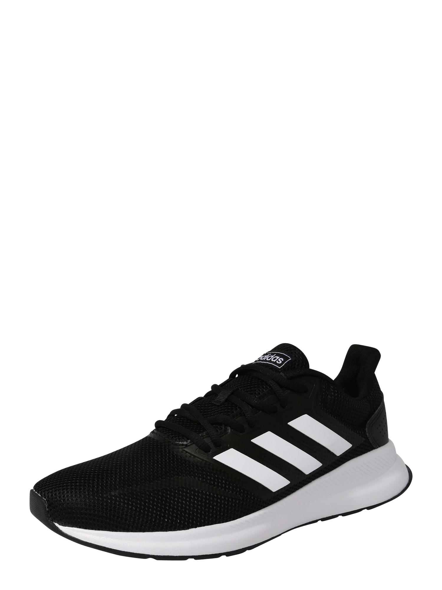 Běžecká obuv RUNFALCON černá ADIDAS PERFORMANCE