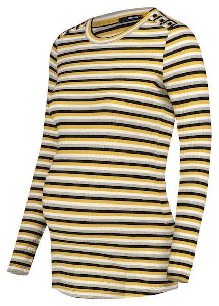 Schwangerschaftsmode für Frauen - Shirt 'Striped' › Supermom › mehrfarbig  - Onlineshop ABOUT YOU