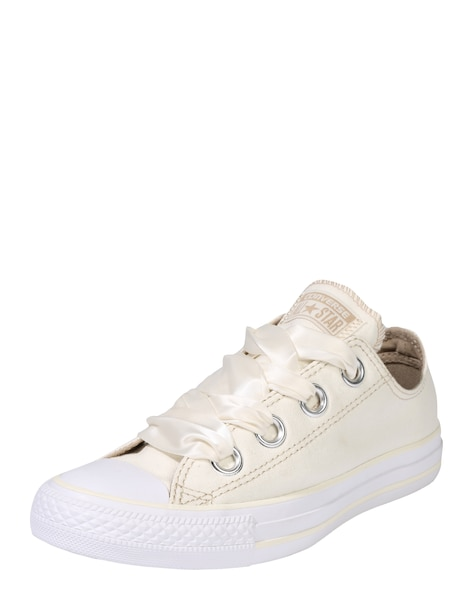 Sneakers für Frauen - CONVERSE Sneaker 'CHUCK TAYLOR ALL STAR BIG EYELETS OX' beige  - Onlineshop ABOUT YOU