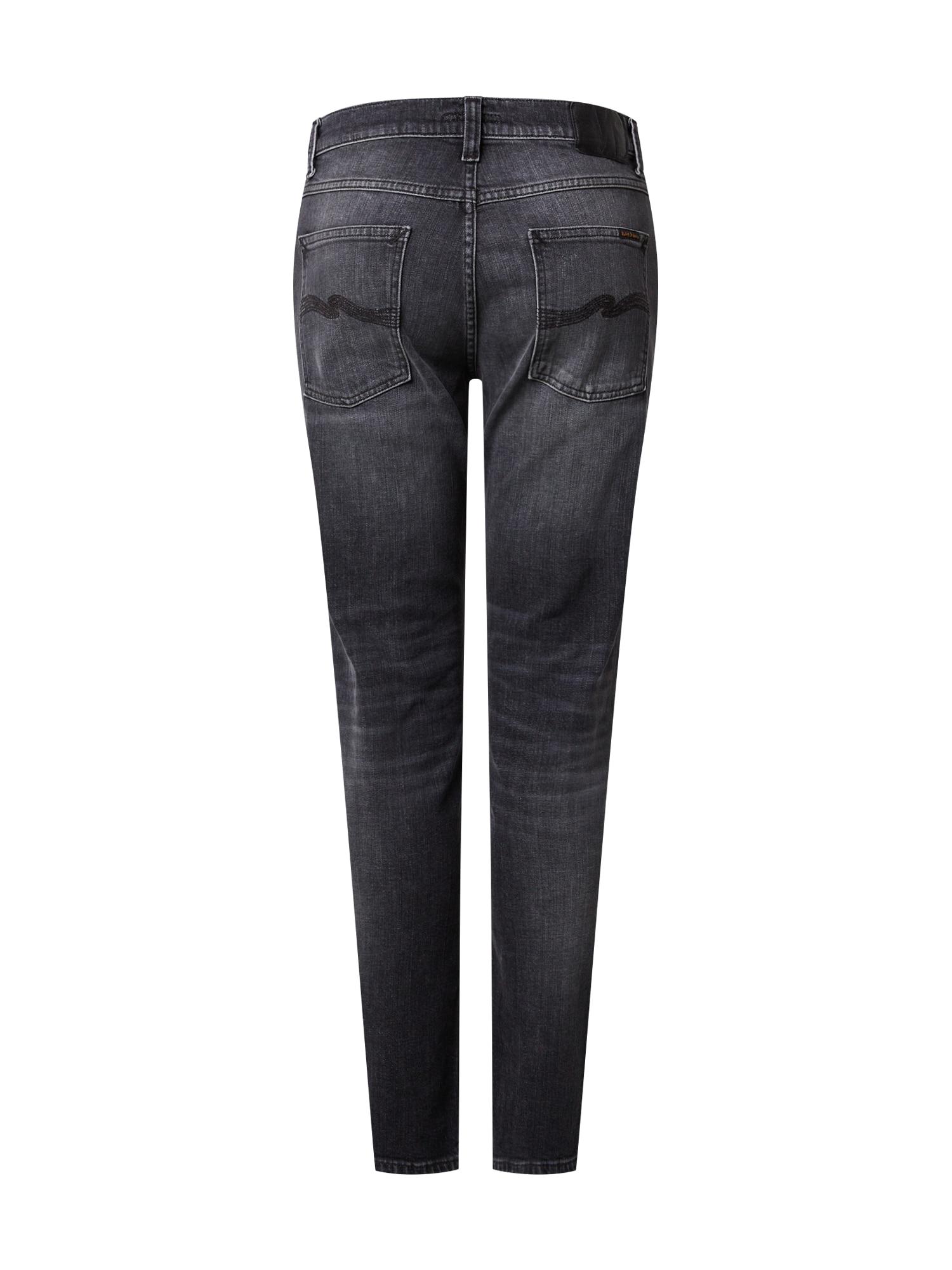 Nudie Jeans Co Jeans 'Lean Dean'  svart denim