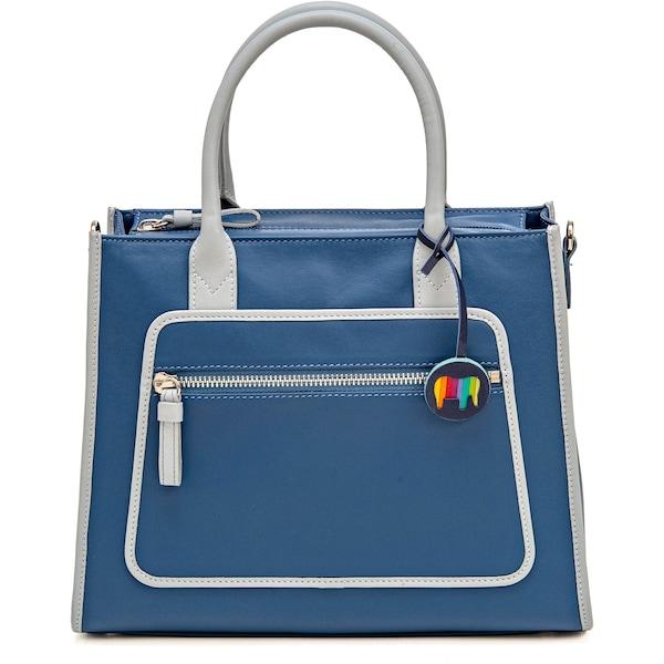 Handtaschen - Handtasche 'Montreal' › Mywalit › blau hellgrau  - Onlineshop ABOUT YOU