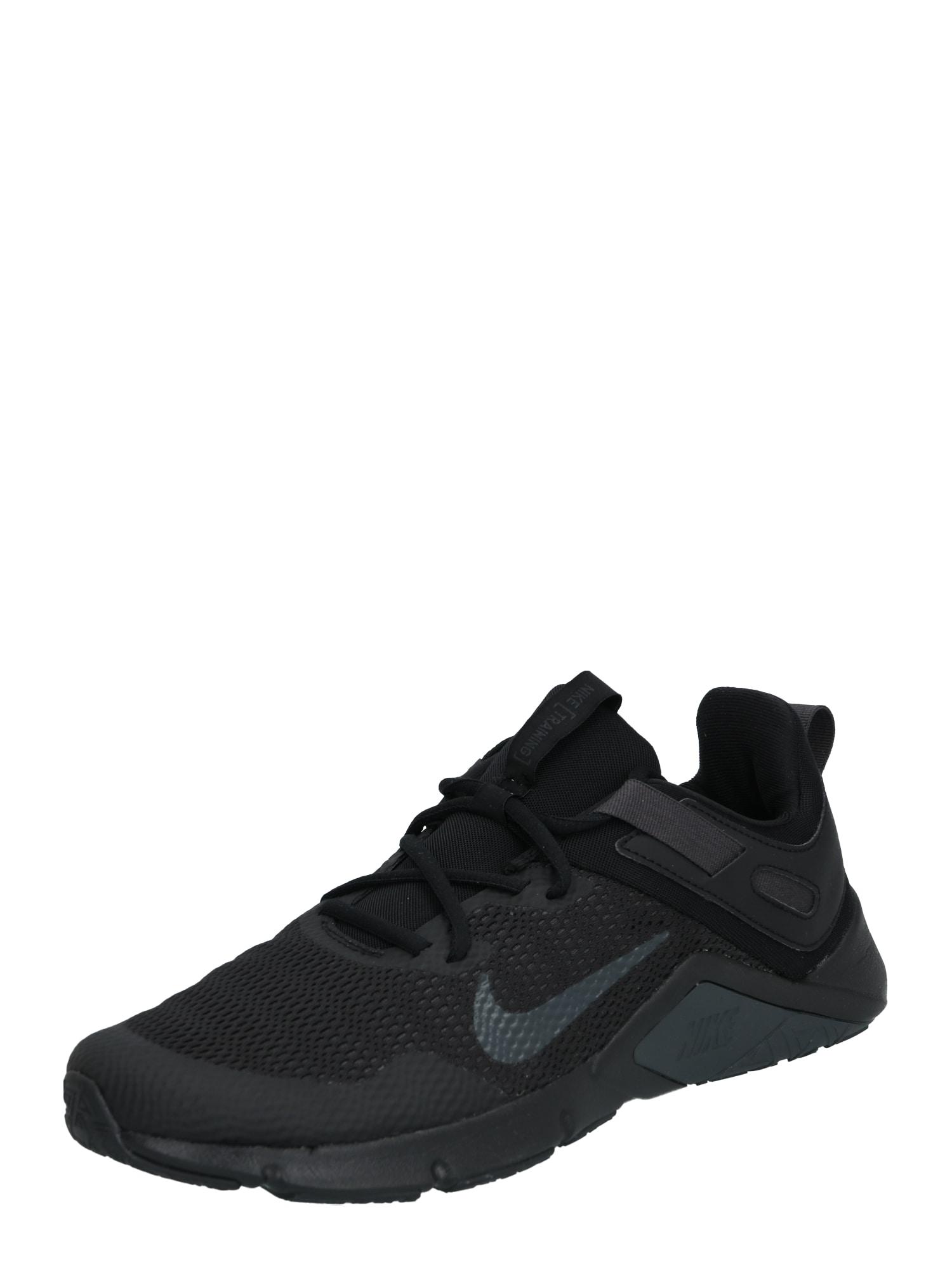 NIKE Sportiniai batai 'Legend' juoda