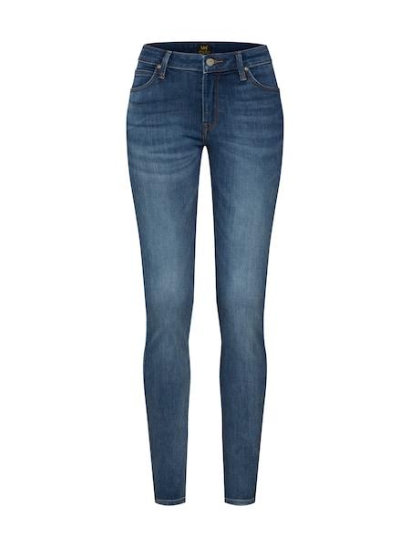 Hosen - 'Jodee' Skinny Jeans › Lee › blau  - Onlineshop ABOUT YOU