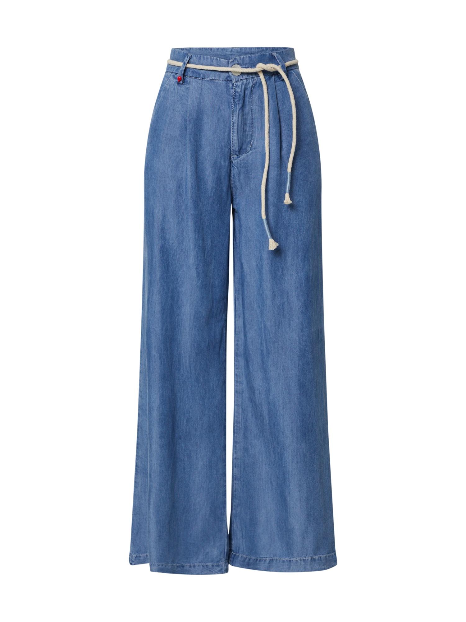 F.A.M. Džinsai 'REVA' tamsiai (džinso) mėlyna