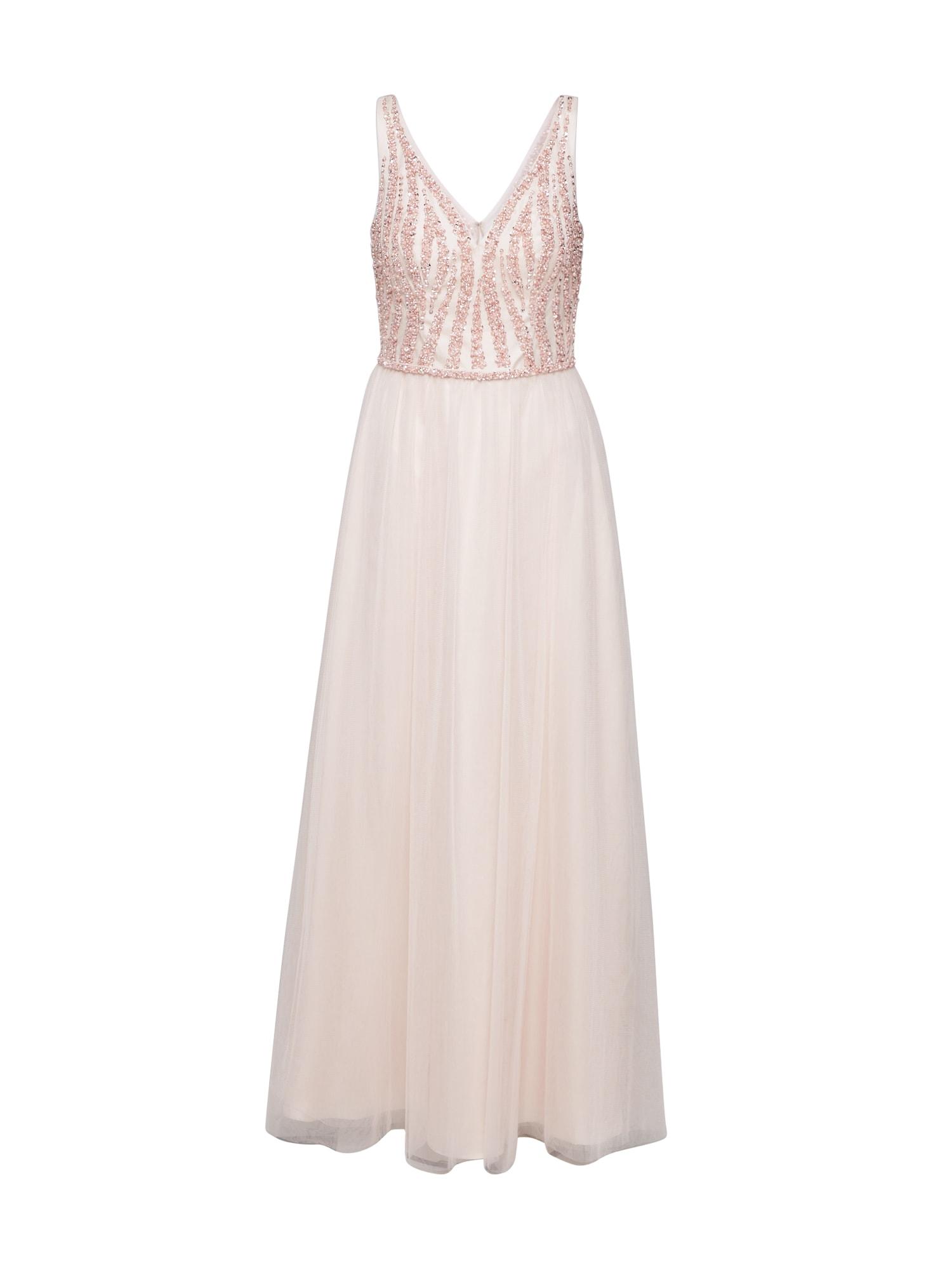 Unique Vakarinė suknelė rožinė / sidabrinė