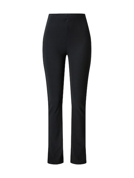 Hosen - Hose 'My Slit Trousers' › Gina Tricot › schwarz  - Onlineshop ABOUT YOU