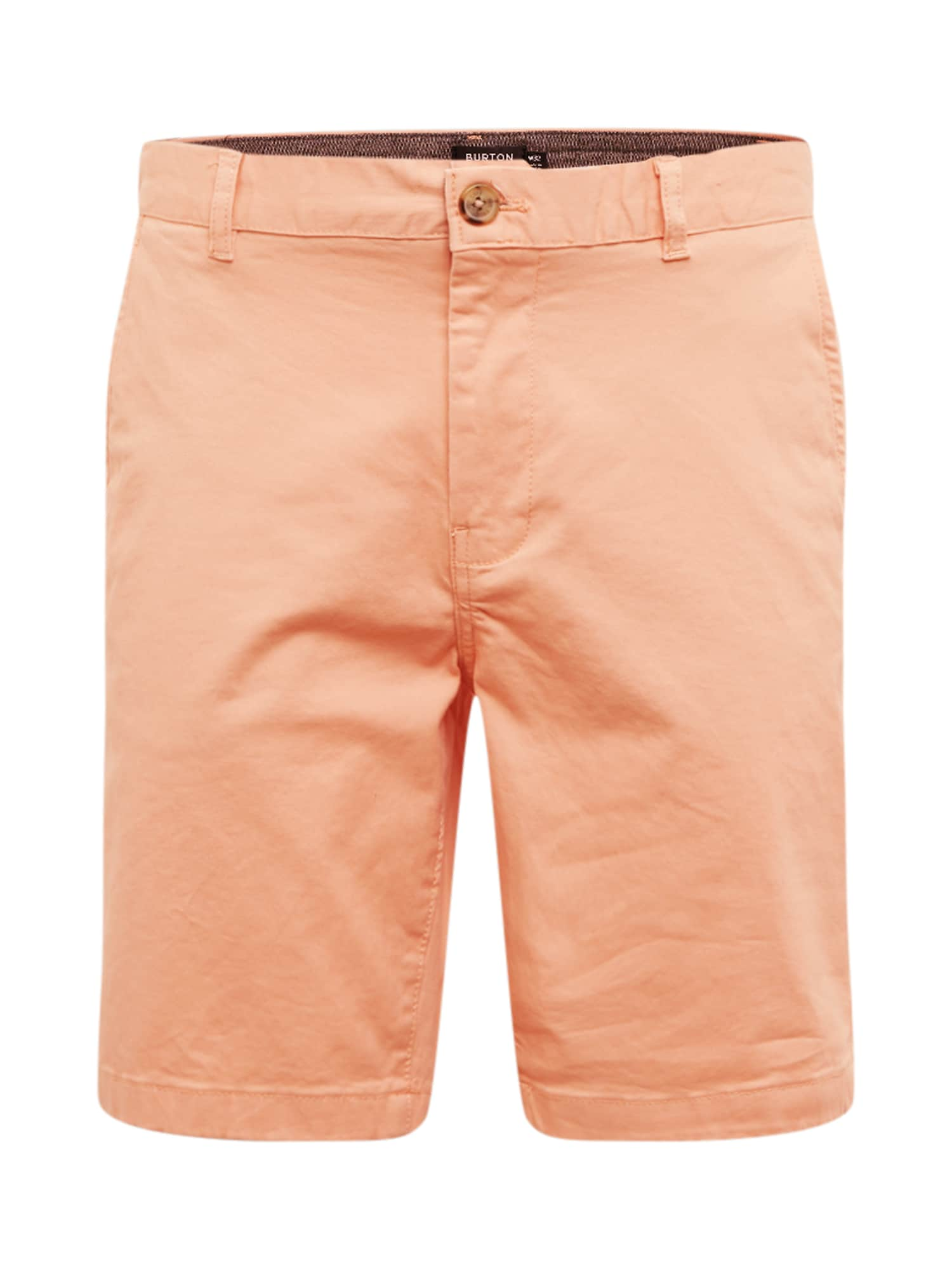BURTON MENSWEAR LONDON Pantaloni eleganți  coral