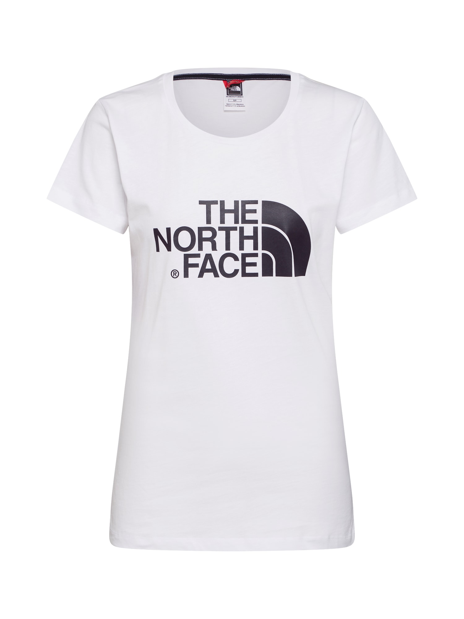 THE NORTH FACE Tričko 'S/S Easy Tee'  biela