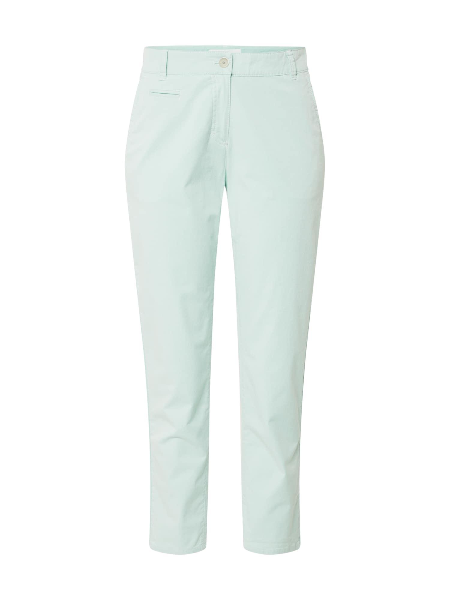 BRAX Chino stiliaus kelnės 'RHONDA S' nefrito spalva