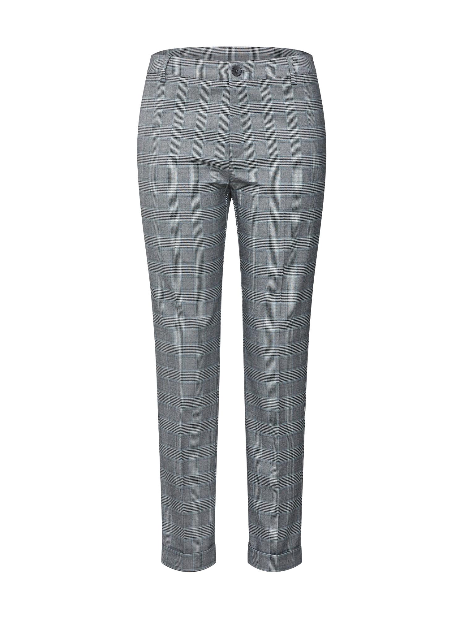 Kalhoty s puky IRENE světlemodrá šedá černá Pepe Jeans