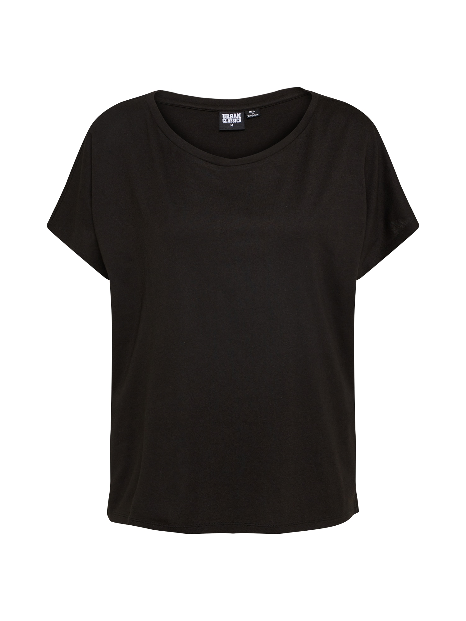 Urban Classics Tricou 'Drop Shoulder'  negru