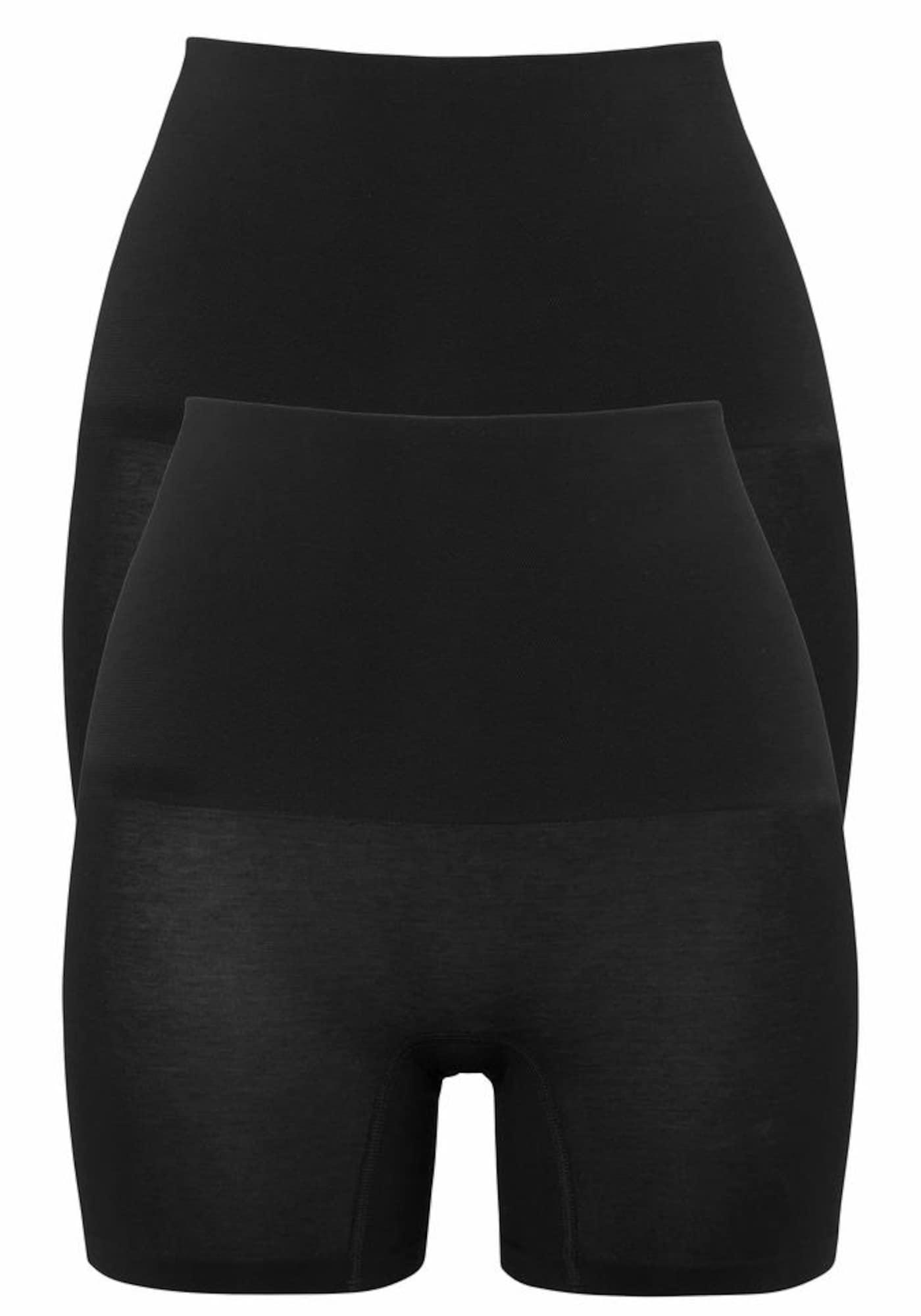 PETITE FLEUR Formuojantys šortukai juoda
