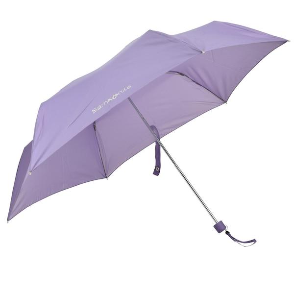 Regenschirme für Frauen - SAMSONITE Accessoires Lightdrop Taschenschirm 24 cm lila  - Onlineshop ABOUT YOU