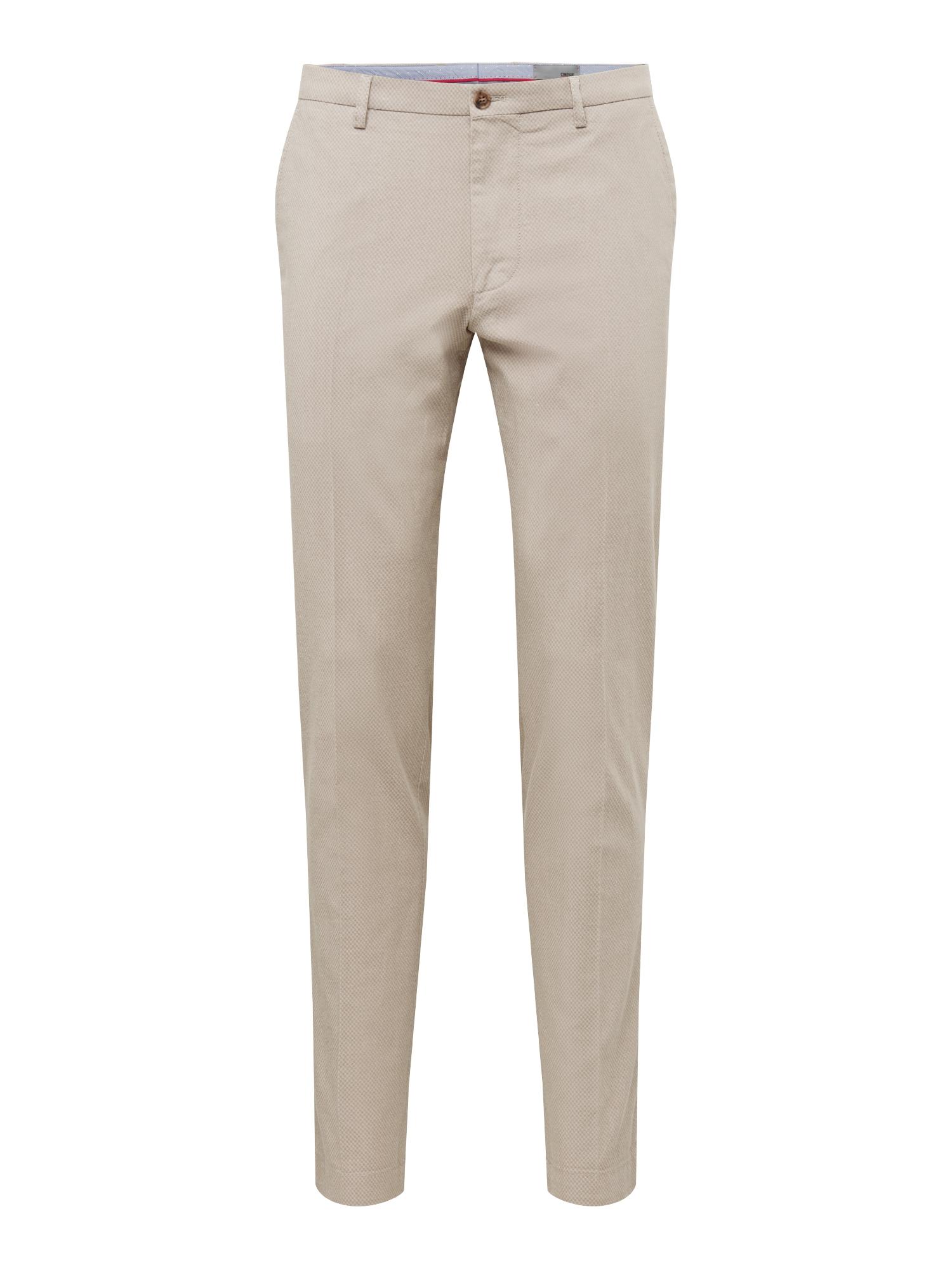 Kalhoty s puky BRODY béžová CINQUE