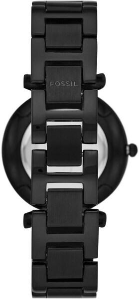 Uhren für Frauen - FOSSIL Fossil Quarzuhr »CARLIE, ES4488« schwarz  - Onlineshop ABOUT YOU