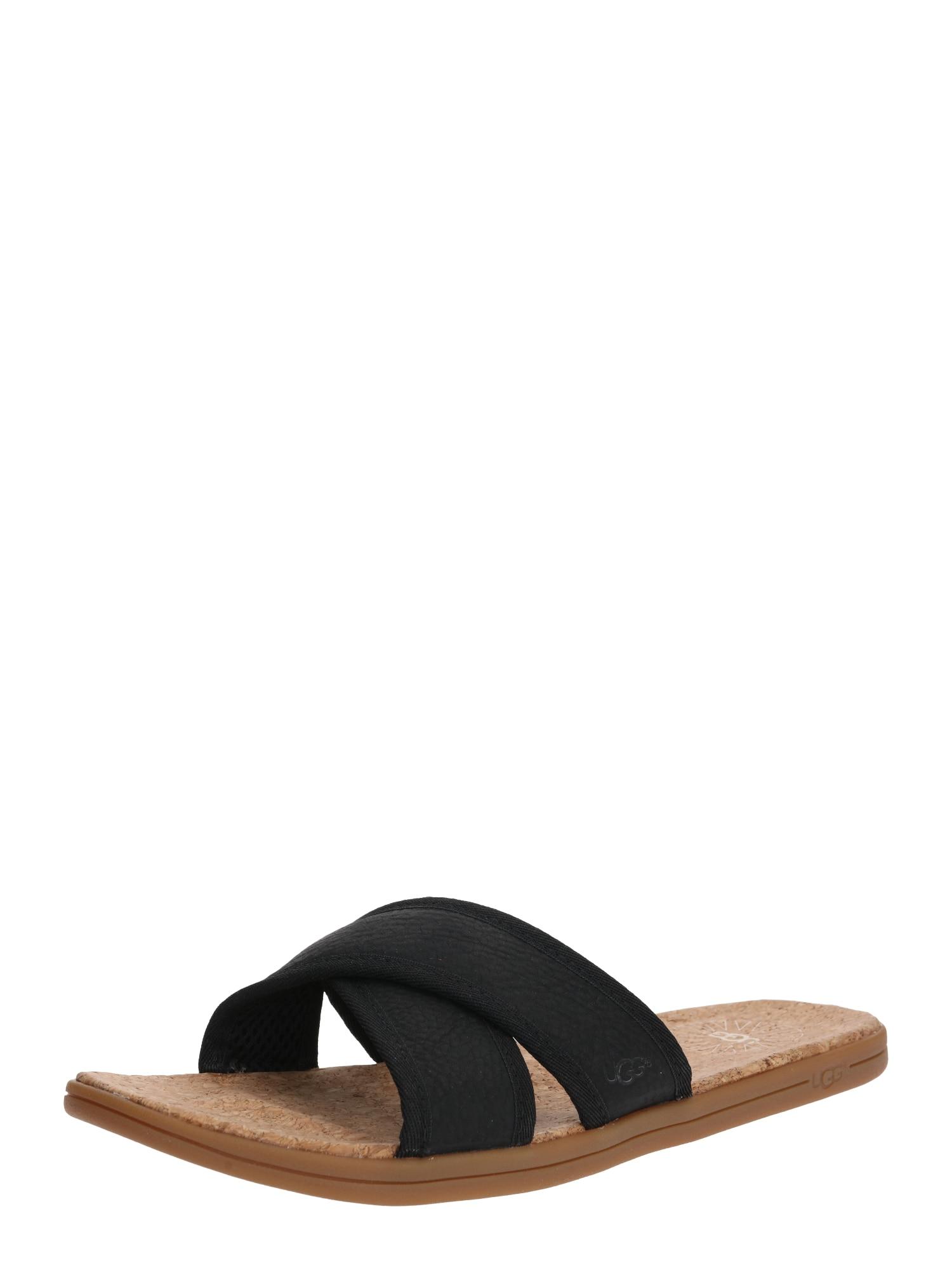 UGG Šlepetės 'Seaside Slide' juoda
