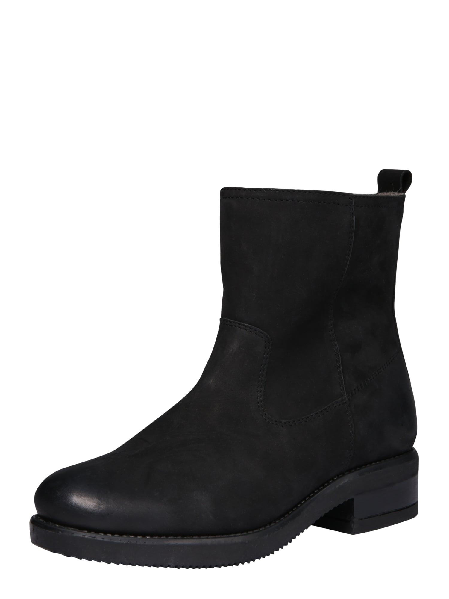 ABOUT YOU Suvarstomieji kulkšnis dengiantys batai 'Mareike' juoda