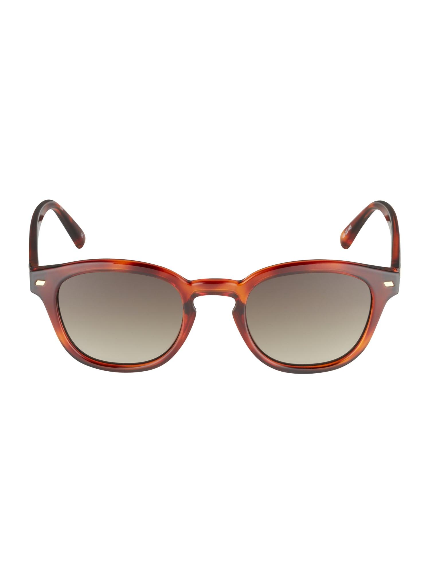 LE SPECS Slnečné okuliare 'CONGA'  hnedé