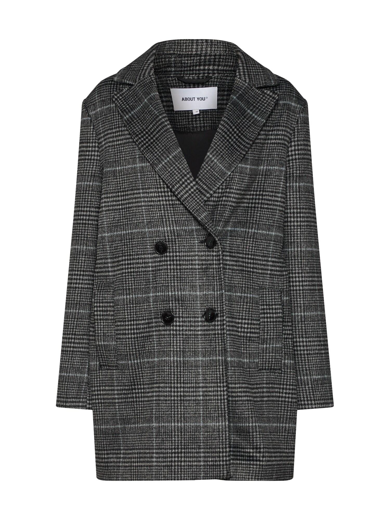 ABOUT YOU Rudeninis-žieminis paltas 'Philine' pilka