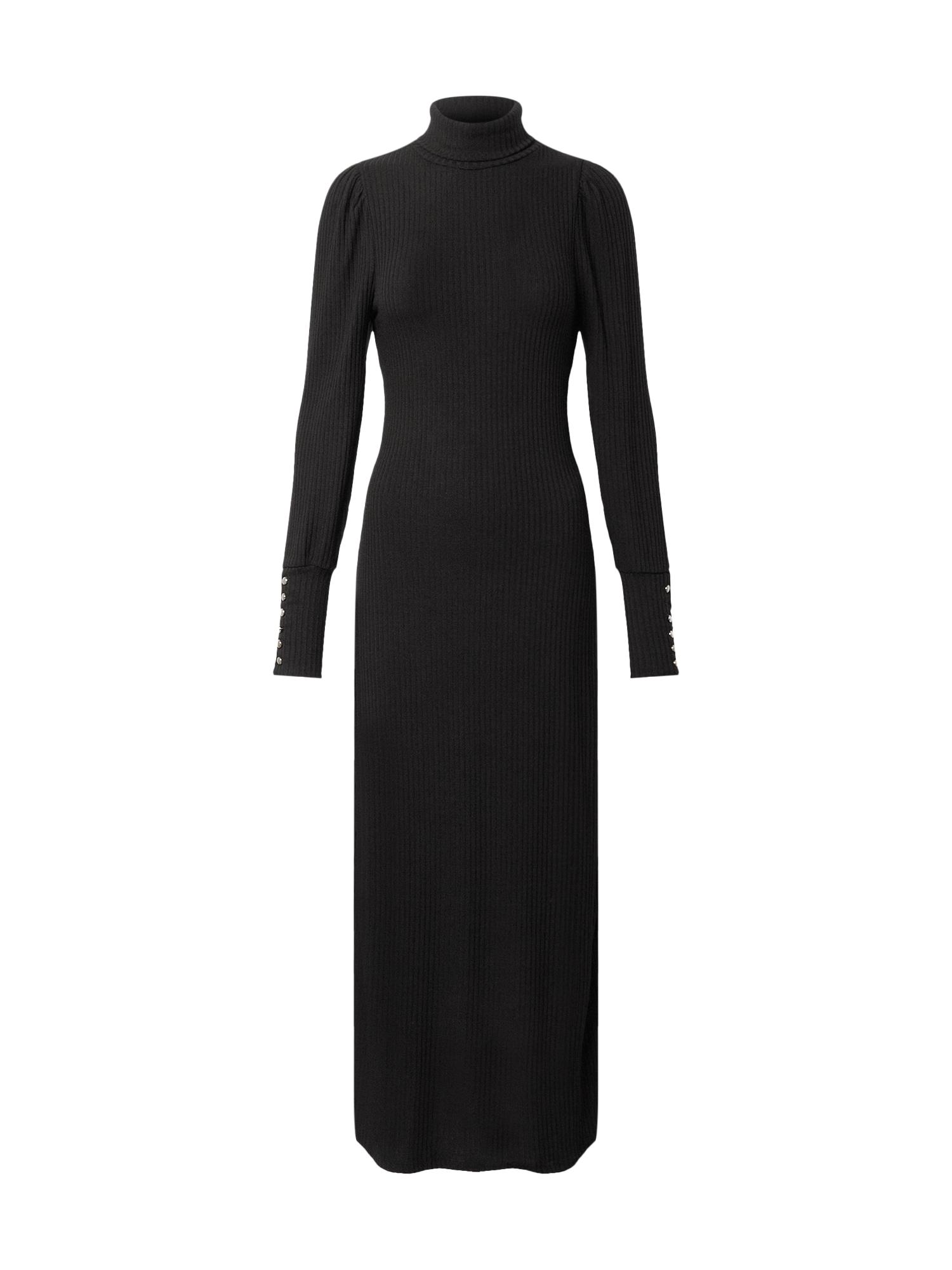 OBJECT Šaty 'Katrina'  čierna