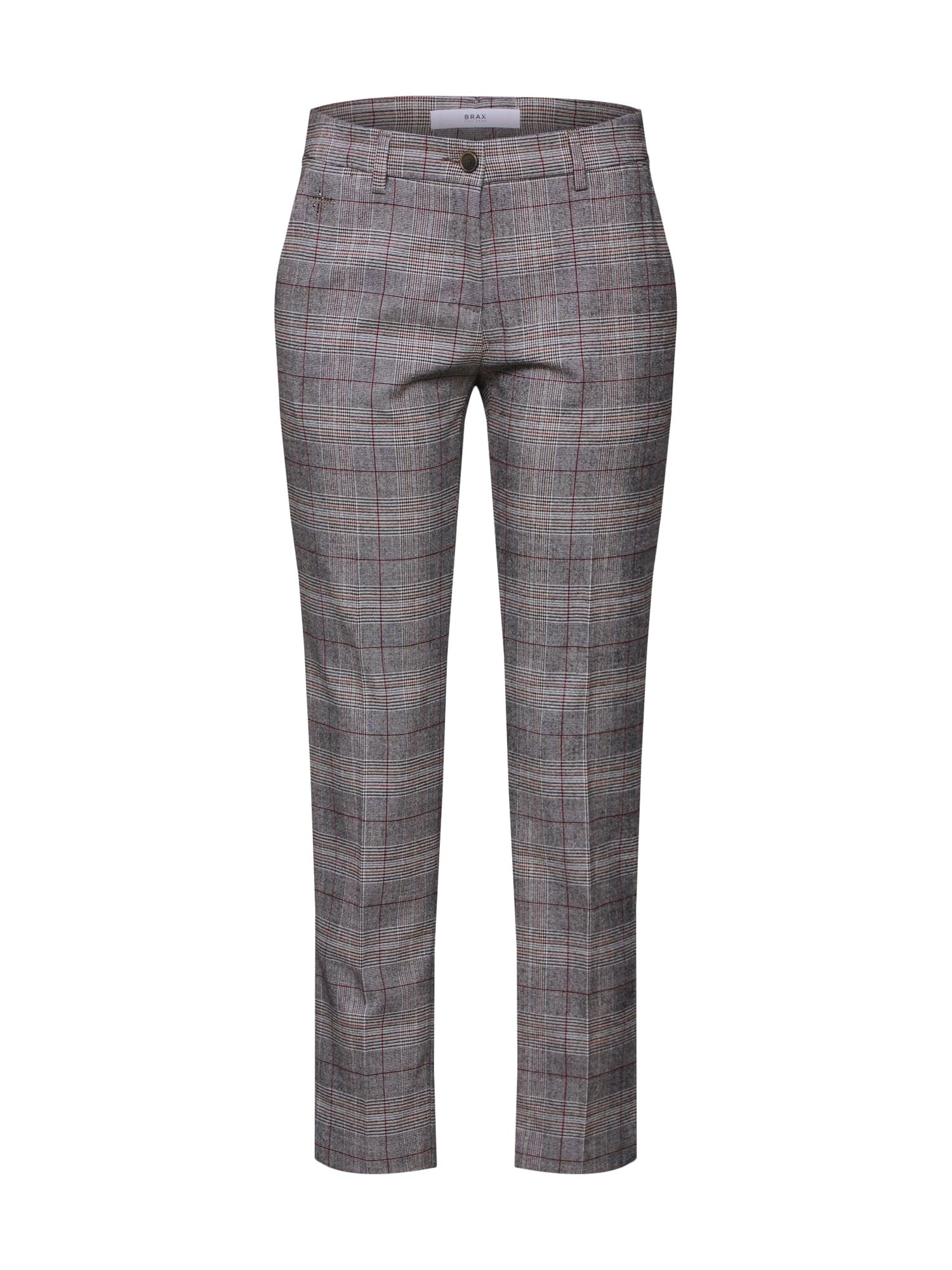 BRAX Chino stiliaus kelnės 'Maron' šviesiai pilka