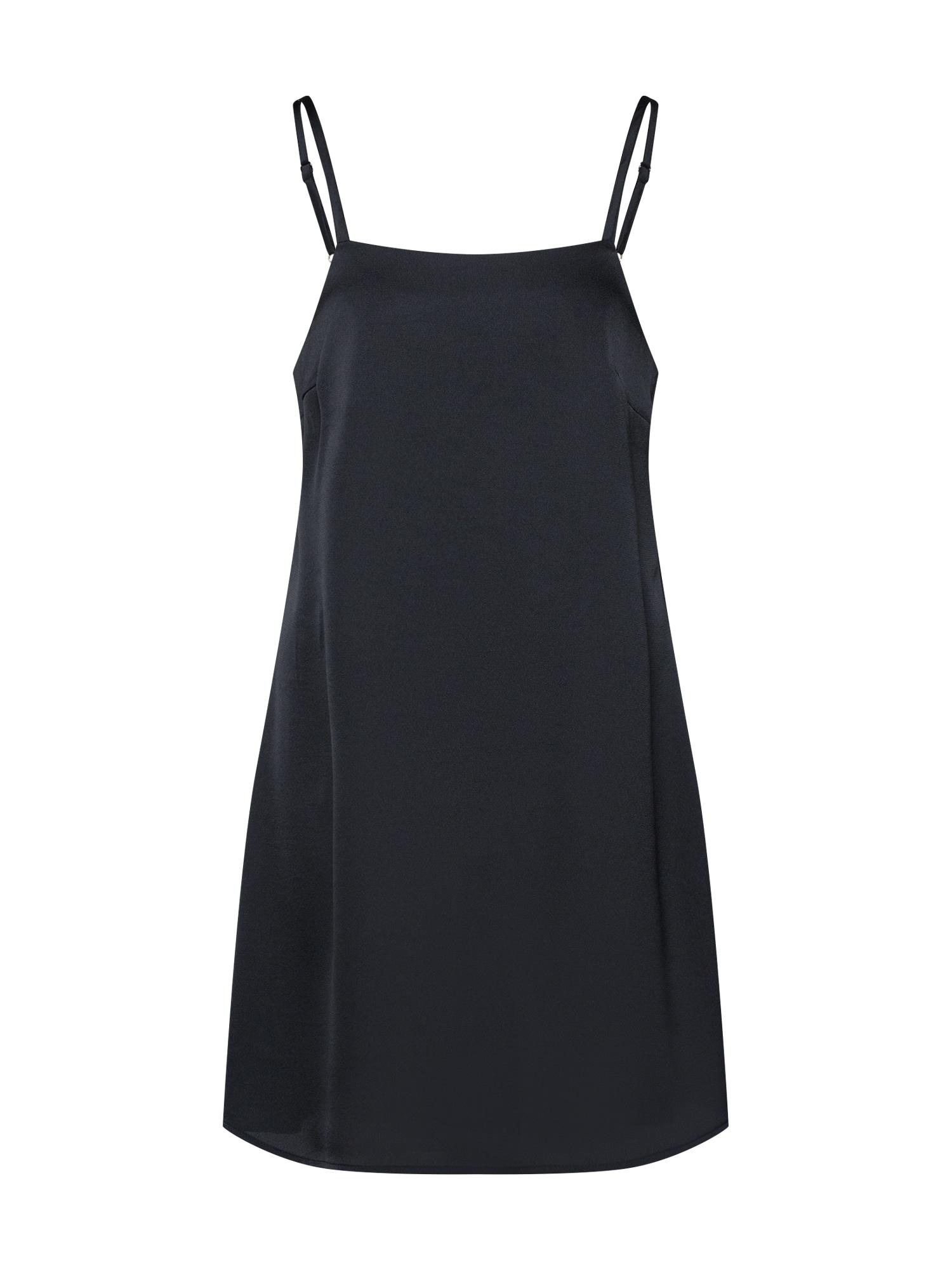GLAMOROUS Šaty 'EA0290'  čierna